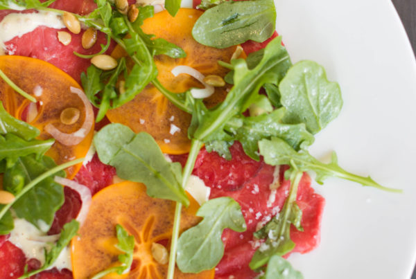 Down to Earth: An Organic, Plant-Based Dinner